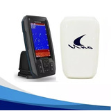 Ecosonda Garmin Striker Plus 4 Con Gps + Tapa Protectora Lista Para Instalar Garantia Oficial Garmin 1 Año