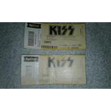 Entrada Original Kiss River 2012