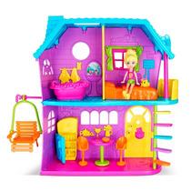Casa Polly Pocket Original De Mattel