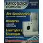 Servicio Técnico Service Heladeras-lavarropas