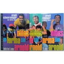 Libro Niños En Forma Con Arnold 3 Ts