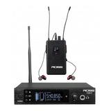 Sistema De Monitoreo Inalámbrico In-ear Ross Fum-001 Cuotas