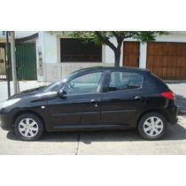 Peugeot 206 Xr Diesel 1.9 Premium Unica Mano