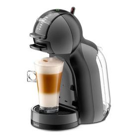 Cafetera Moulinex Nescafé Dolce Gusto Mini Me Negra 220v