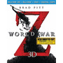 Blu-ray -- World War Z 3d
