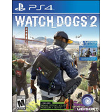 Watch Dogs 2 Ps4 Fisico Nfg Belgrano