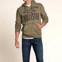 Hollister By Abercrombie - Hoodie Hombre Xl