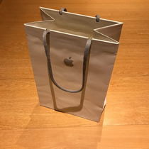 Bolsa Apple Original Usa Apple Store Carton Iphone Ipad Ipod