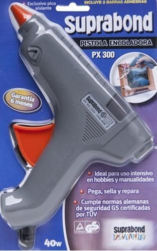 Pistola Encoladora Suprabond Hot Melt Modelo Px 300 S/c