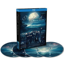 Nightwish Showtime Storytime 2blu-ray+2cd Digibook Imp.nuevo