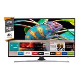 Smart Tv 4k 50  Samsung Un50mu6100