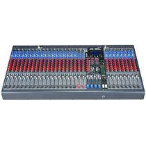 Peavey 32fx Consola Mixer Profesional 32 Canales Con Efectos