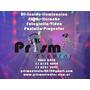 Dj Luces Efectos Karaoke Pantalla Prisma Eventos