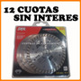 Kit 3 Discos De Corte Diamantados Skil 115mm Cuotas S/int