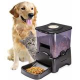 Comedero - Dispenser Automático De Alimento Para Mascotas!!