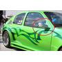 Espejos Retrovisor Tipo M3 Manual Tuning Peug Ford Fiat Vw