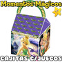 10 Cajitas Campanita Disney Tinkerbell Golosinera + 7 Juegos