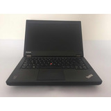 Notebook Lenovo Thinkpad T440p I5  4gb Ddr3  500gb