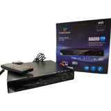 Reproductor Dvd Con Control Remoto Radio Fm Usb Mp3 Mic Eco