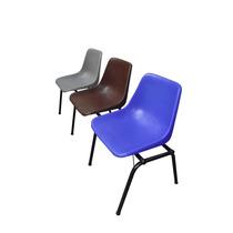 Tandem De 3 Cuerpos/sillas Apilable Para Consultorio Negocio