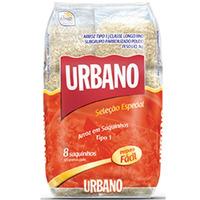 Arroz em Saquinhos Parbolizado Especial  (8x125g) 1kg Urbano