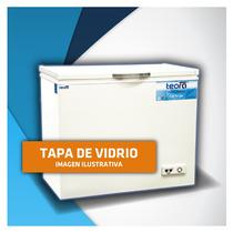 Freezer De Pozo Teora 350 L./ 1 Puerta Vidrio Nueva