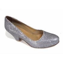 Zapatos Para Fiestas Zinderella Shoes Numeros 41 42 43 Gm