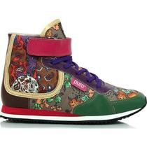 Zapatillas Puro Botineta Romani Reforzadas Diseño