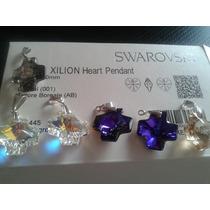 Swarovski Elements,cruces Genuinas,cadenas De Plata 925