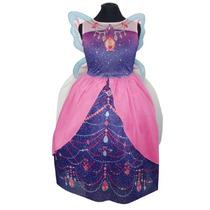 Disfraz Barbie Mariposa Violeta
