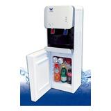 Dispenser De Agua Frío Calor Con Heladera  A Red
