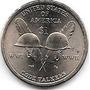 Moneda 1 Dolar Estados Unidos Año 2016 Nativa Americana