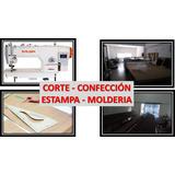 Taller De Corte Y Confeccion, Estampa Y Molderia