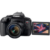 Camara Canon T7i Kit Lente 18-55 Is Stm Original Garantia