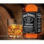 Whisky Jack Daniels Tennessee Botella 1 Litro 1000 Cm3