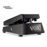 Pedal De Guitarra Efecto Wha Wha Vox V845 Cry Baby - Envio
