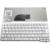 Teclado Sony Vaio Vpc-m Vpcm120al V091978ck1 Plateado Esp