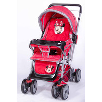 Coche Cuna Manija Reversible Bandeja Baby Shopping Oferta
