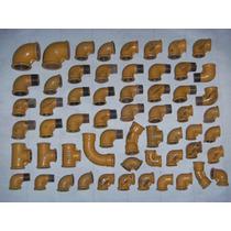 Lote De Piezas Epoxi Para Gas - Sin Uso - Total 58 Piezas