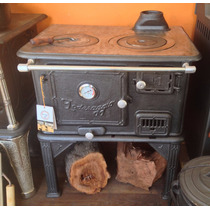 Cocinas lena cocinas en electrodom sticos antiguos en for Cocina economica a lena