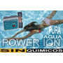 Power-ion Ionizador Piscinas Sin Timer Hasta 80m3