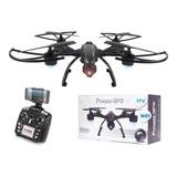 Drone Con Camara Ufo Transmite En Vivo Celular Fpv Hd Wifi !