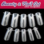Nails Art - 10 Moldes Dual System Form Encapsulado