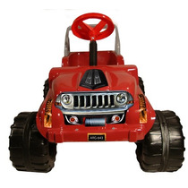 Karting A Pedal Infantil Modelo Jeep | Toysdepot
