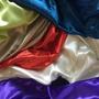 Tela Raso !todos Los Colores! (importador Directo)