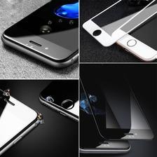 Glass Vidrio Templado Iphone 6 6s 7 8 Plus X Xs Max Xr 5d