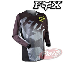 Remera Fox 180 Drezden Adulto Plazamotos