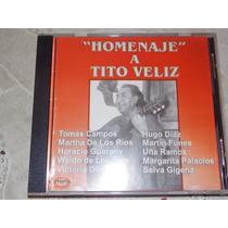 Tito Véliz - Homenaje: Guarany, Hugo Díaz, Waldo De Los Ríos