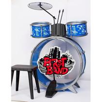 Bateria Infantil Musical P/niños Faydi - Tambores De Juguete