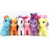 Mi Pequeño My Little Pony Peluche Original Ty Hasbro Miralos
